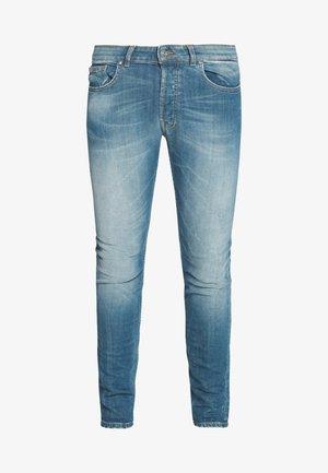 MORTEN 9971  - Džíny Slim Fit - vintage mid blue