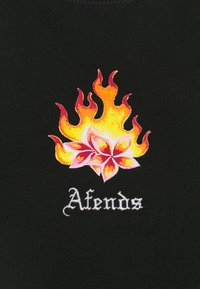 Afends - ON FIRE - Top - black - 2