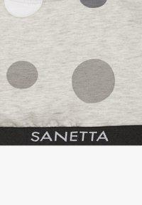 Sanetta - 2 PACK - Korzet - light platin meliert - 4