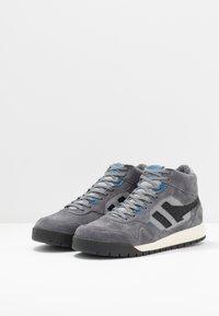 Gola - SUMMIT - Höga sneakers - shadow/black - 2