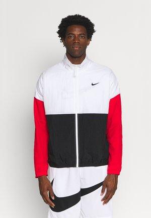STARTING - Trainingsvest - white/black/university red
