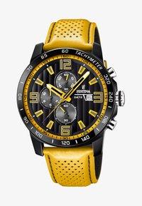 Festina - Chronograph watch - yellow - 0