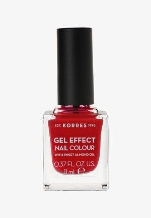 GEL-EFFEKT NAGELLACK - Nail polish - rosy red 51