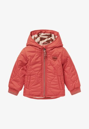 AHAU - Winter jacket - crabapple