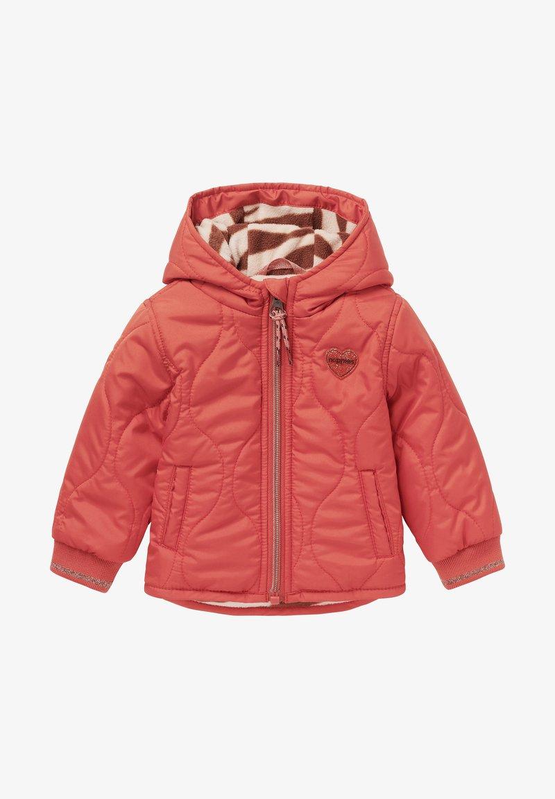 Noppies - AHAU - Winter jacket - crabapple