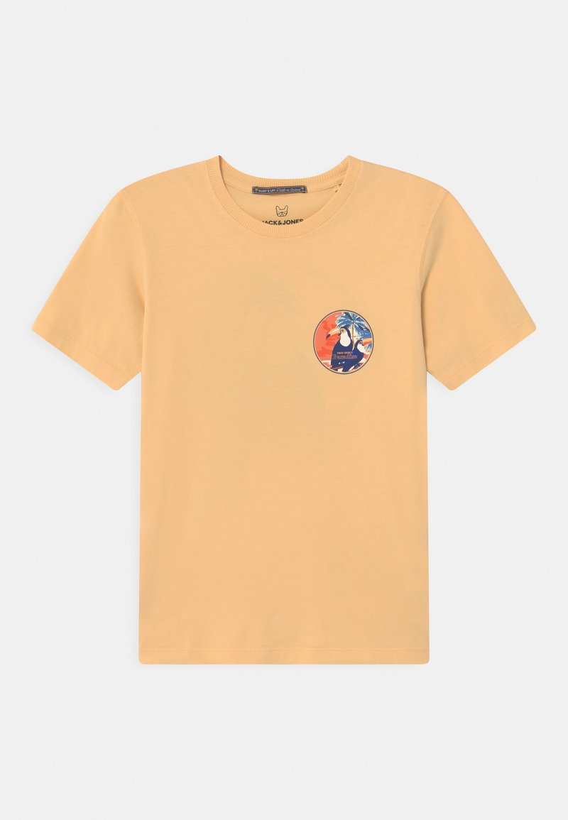 Jack & Jones Junior - JORTROPICANACARD - Print T-shirt - sahara sun