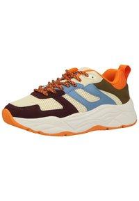 Scotch & Soda - CELEST - Sneakers laag - bordo multi - 1