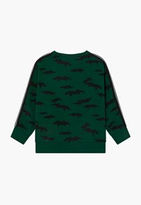 Lindex - MINI STREET PANEL - Sweatshirt - dark green - 1