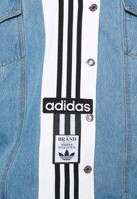 adidas Originals - JACKET - Veste en jean - medium grey heather - 6