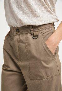 DreiMaster - Trousers - brown - 3