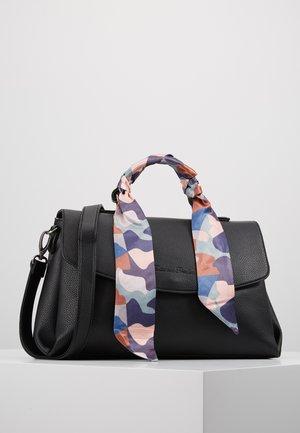 EMMA GRAIN - Handbag - black