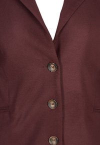 Zizzi - Classic coat - red - 2
