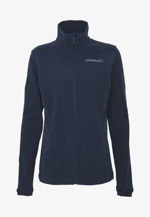 FALKETIND WARM JACKET - Fleece jacket - indigo night