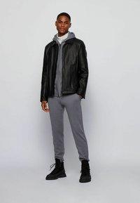 BOSS - Zip-up sweatshirt - grey - 1
