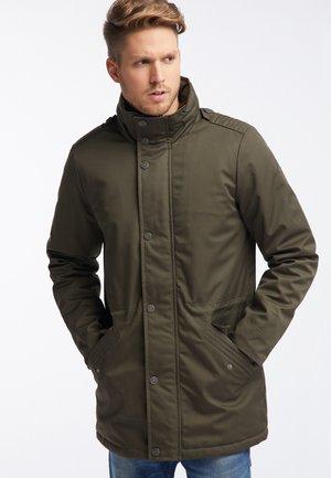 Płaszcz zimowy - oliv