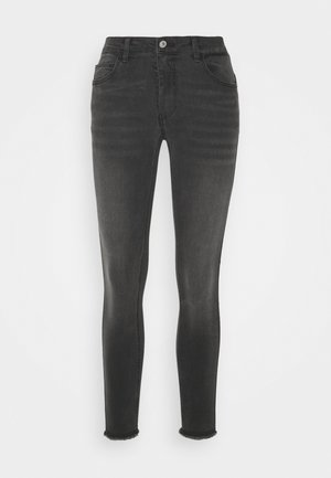 JDYSONJA LIFE - Jeans Skinny Fit - grey denim