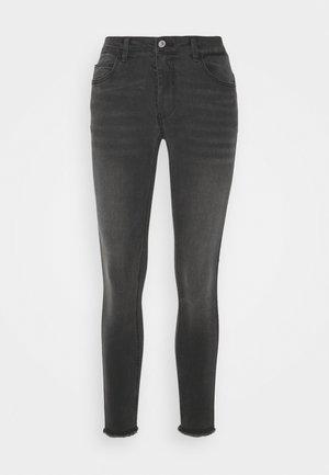 JDYSONJA LIFE - Jeans Skinny Fit - grey denim