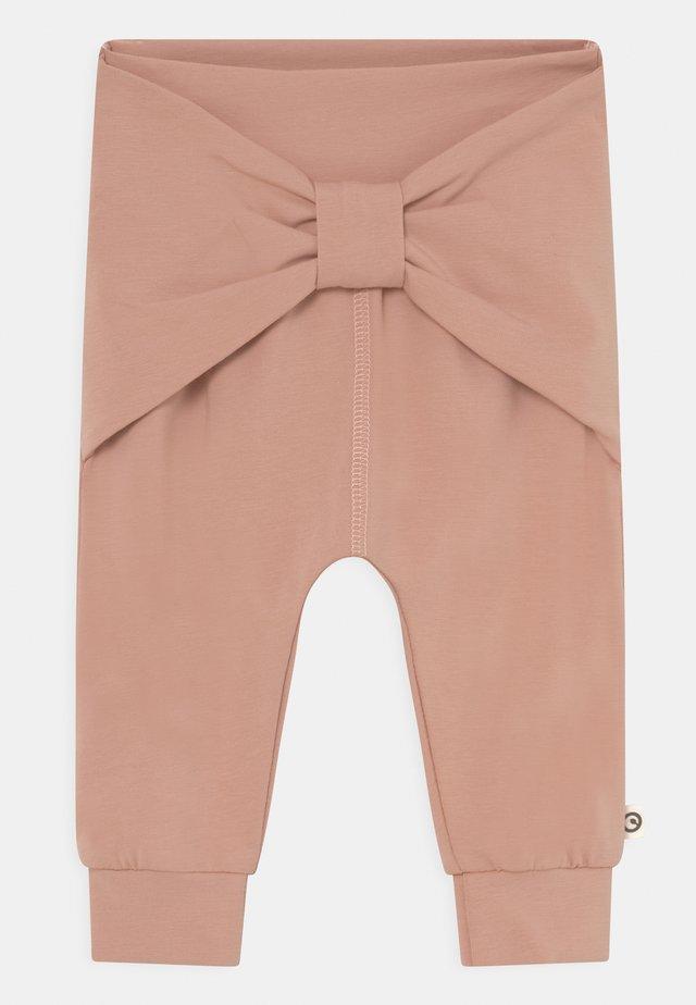 COZY ME PRETTY BABY - Trousers - dream blush
