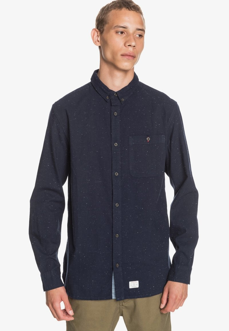 Quiksilver - Shirt - navy blazer