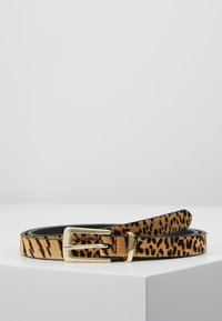 Topshop - SKINNY TIGER - Belt - multi-coloured - 0