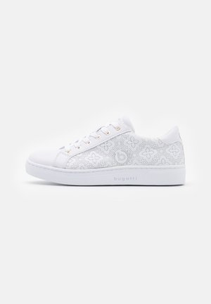 ELEA - Trainers - white/gold