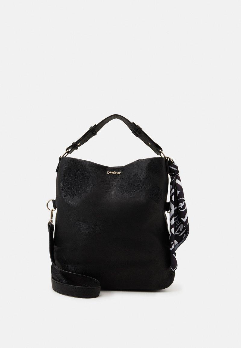 Desigual - BOLS ALEXANDRA PEKIN - Handbag - black
