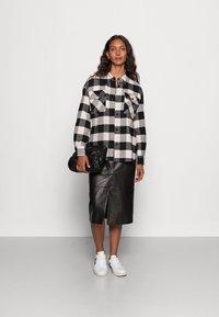 Opus - Summer jacket - black - 1
