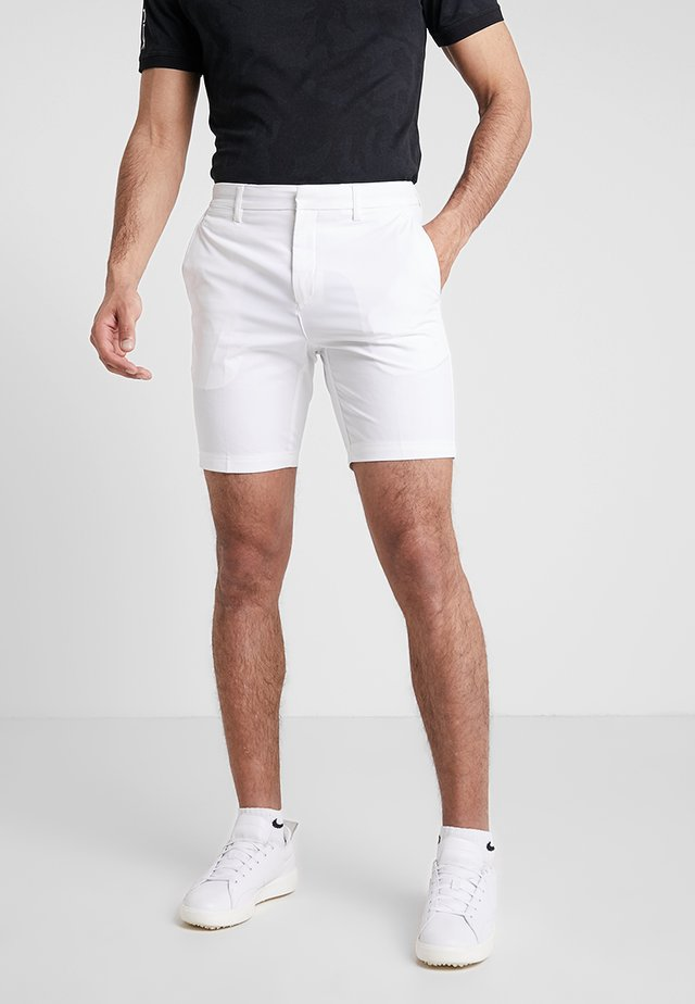 BYRON TECH SHORTS - Korte broeken - white