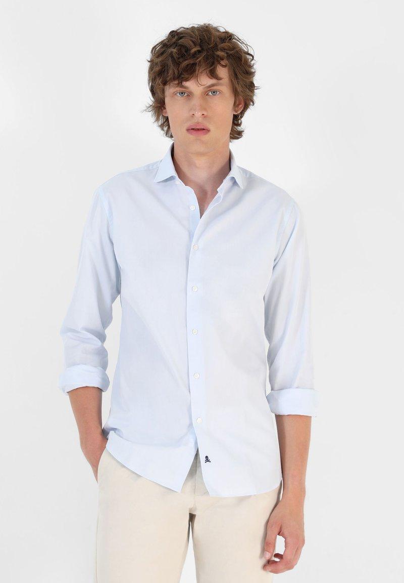 Scalpers - Formal shirt - skyblue