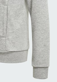 adidas Performance - BOLD HOODED TRACKSUIT - Tracksuit bottoms - grey - 6