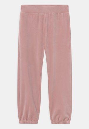 MINI TROUSERS - Teplákové kalhoty - dusty pink