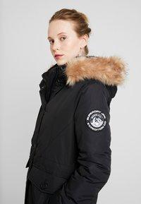 Superdry - ASHLEY EVEREST - Winter coat - black - 4