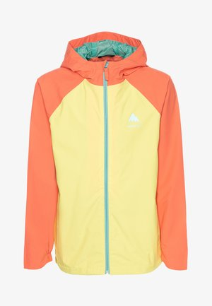 WINDOM RAIN - Hardshell jacket - pink sherbet/multicolor