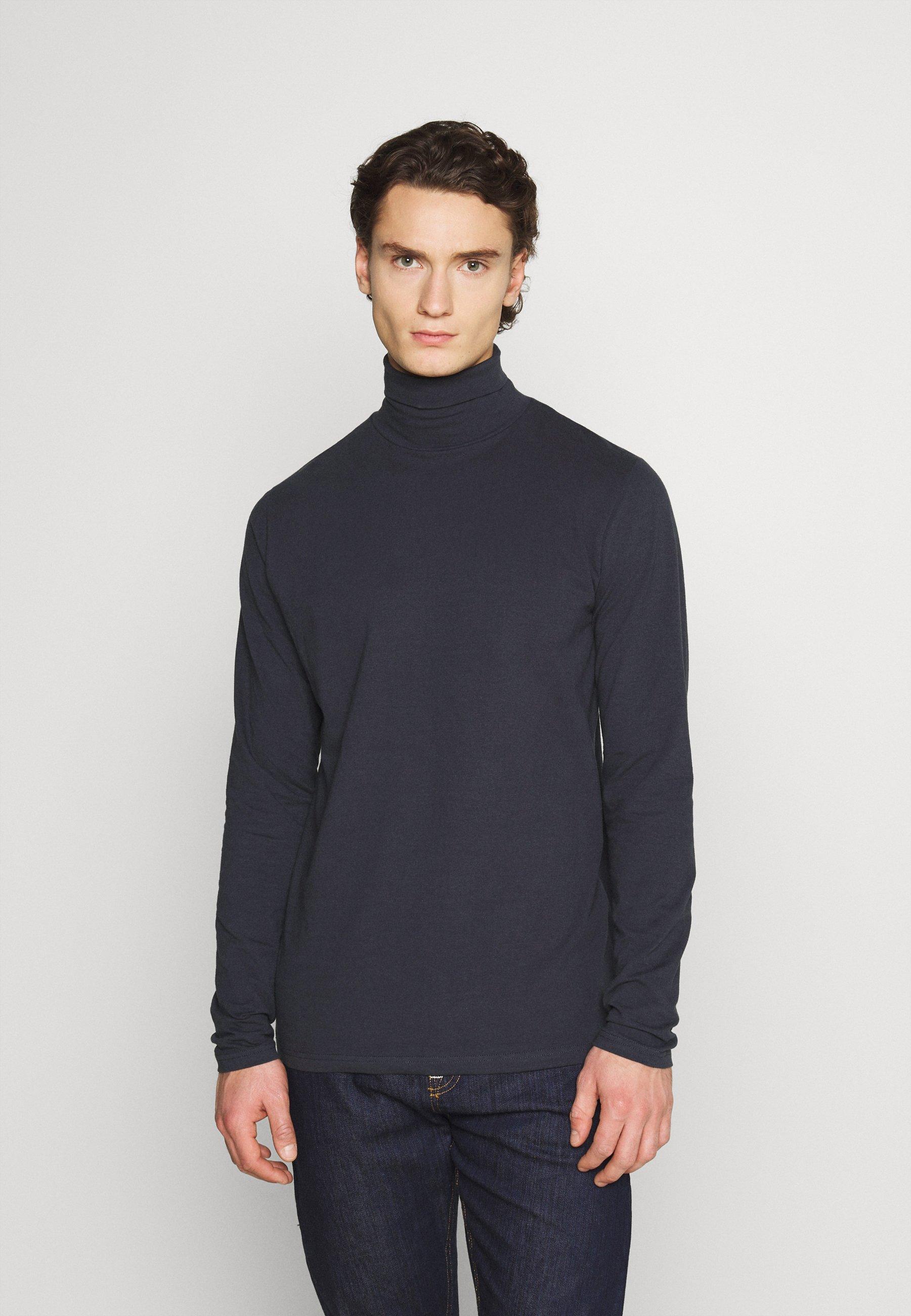Men AKKOMET - Long sleeved top