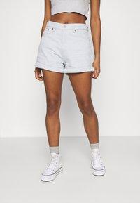 Levi's® - MOM LINE  - Shorts vaqueros - waste not - 0