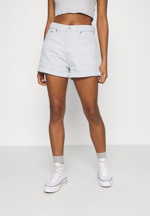 MOM A LINE  - Jeansshorts - waste not