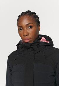 Roxy - DAKOTA - Snowboard jacket - true black - 4