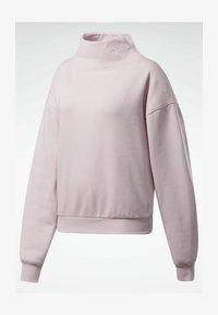 Reebok Classic - Fleece jumper - pink - 4
