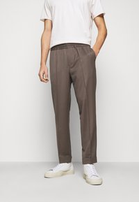 Filippa K - TERRY  - Trousers - taupe - 0