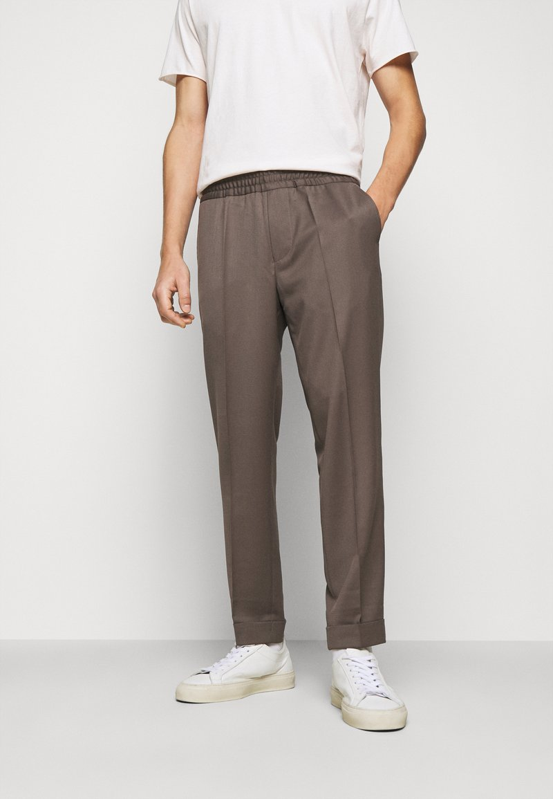 Filippa K - TERRY  - Trousers - taupe