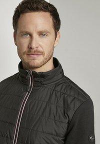 TOM TAILOR - Winter jacket - black - 3