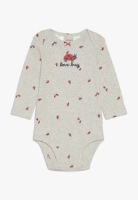 Carter's - GIRL LADYBUG BABY SET - Leggings - pink - 4