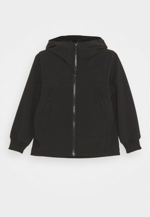 SHELL  - Soft shell jacket - black