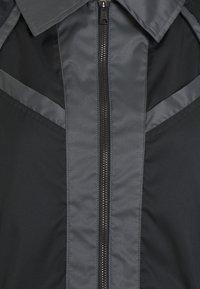 Jordan - NEXT UTILITY JACKET - Short coat - black/iron grey/black - 8
