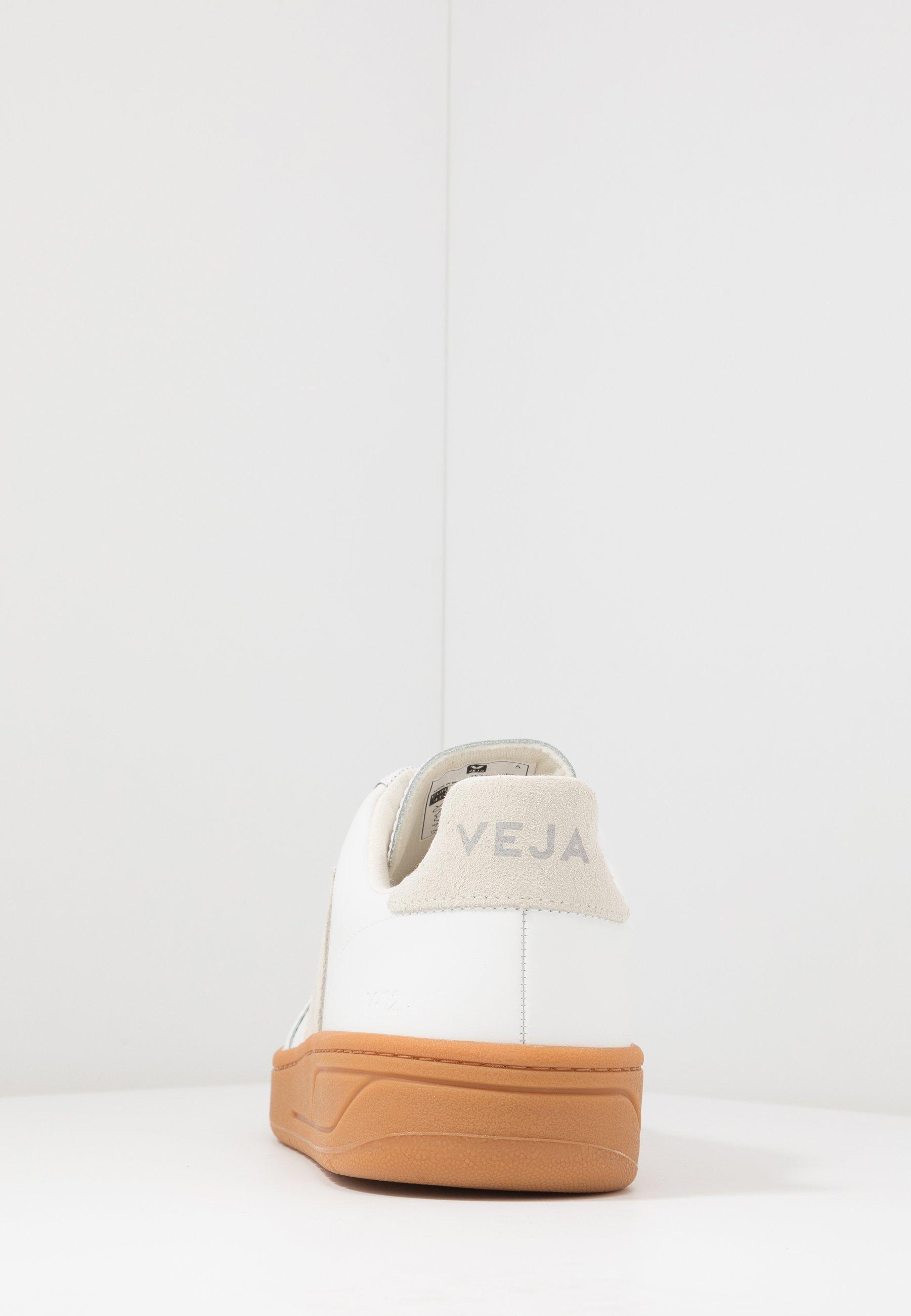 Veja V-12 - Joggesko - extra white/natural