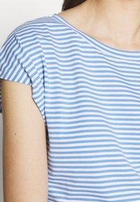WEEKEND MaxMara - NOREL - Print T-shirt - azurblau - 5