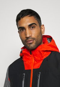 Quiksilver - MISSION PLUS - Snowboard jacket - pureed pumpkin - 6