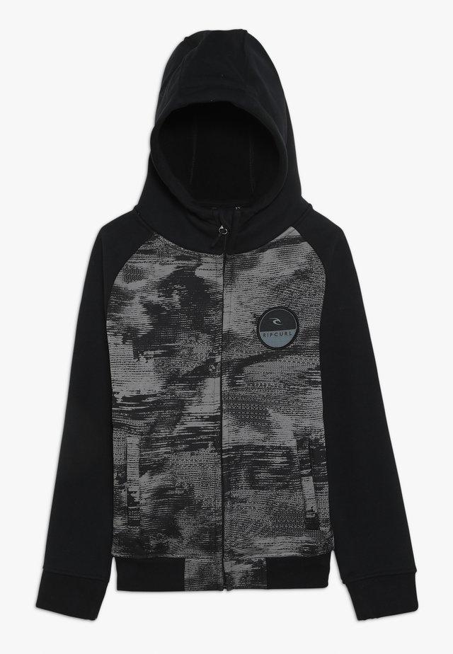 RIDE  - Fleece jacket - jet black
