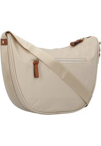 Bric's - Across body bag - beige-leather - 1