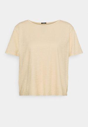 MARINE TEE - T-shirt basic - sand